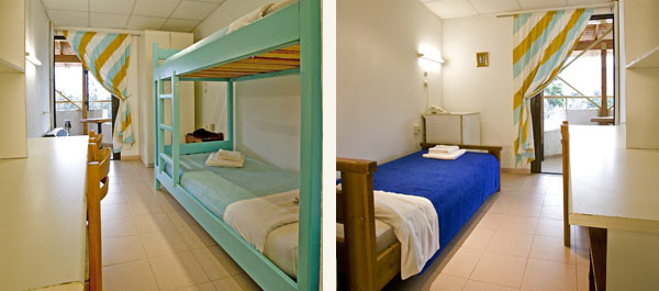 student dormitories