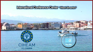 Video for the  International Conference Center of MAICh
